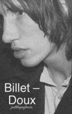 BILLET-DOUX ✦ CLASSIC ROCK by justlikepagliaccis