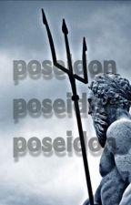 poseidon   percy jackson  by rebeccafama