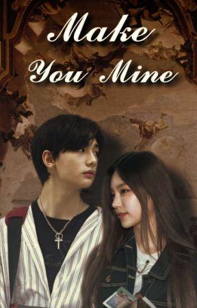 make you mine, hj × yj by viollacorner