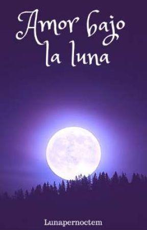 Amor bajo la luna by Lunapernoctem
