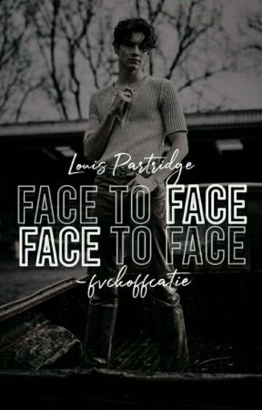 Face To Face | Louis Partridge by ItsjustCatie