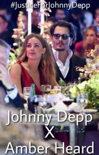 JOHNNY DEPP X AMBER HEARD cover