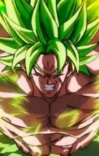 Izuku The Son of Broly  by Overseer874