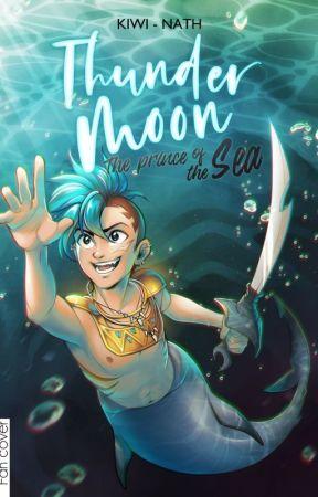 Thunder Moon - Le Prince des Mers by Nathanciel