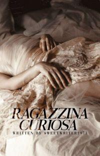 Ragazzina curiosa cover
