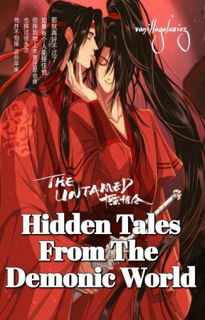 Hidden Tales From The Demonic World by vanillagalaxiez