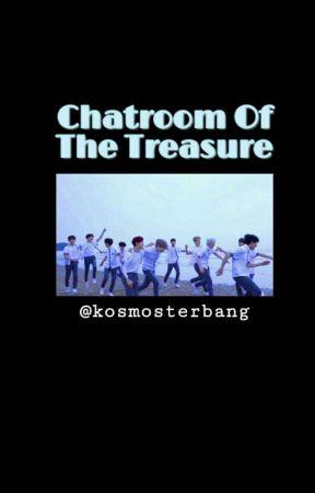 Chatroom Of  The Treasure by kosmosterbang