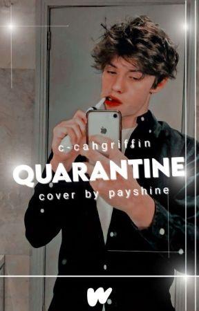 𝐐𝐔𝐀𝐑𝐀𝐍𝐓𝐈𝐍𝐄 ✦ Louis Partridge by c-cahgriffin