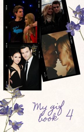 My Gif Book 4 by klaroline-4ever