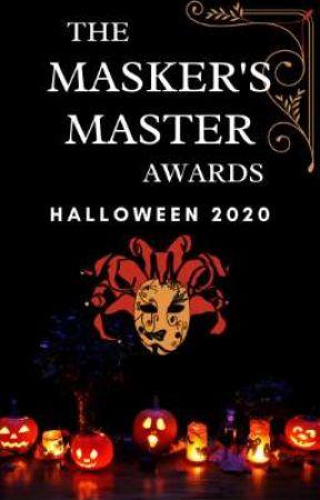 The Masker's Master Awards (Wattpad Edition) by HenaAdlakha