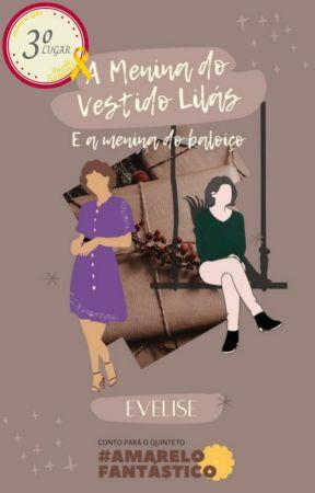 A menina de vestido lilás e a menina do baloiço by evelise03