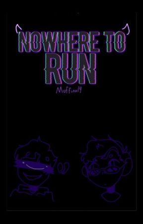 Nowhere to run • Dreamnotfound by muffinx14