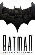 Batman: The Telltale series x Male oc by Jp721jr
