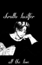Under his lust (Reader x Chrollo) by promisedyourman