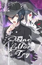 One More Try | Danganronpa v3 x Reader by -yoonbae
