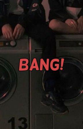 Bang!- george weasley by bruhthisisdumb