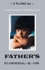 Father's (KlaNo AU) by universal-bl-fan