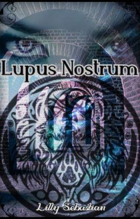 Lupus Nostrum (Ombre Fauve - Tome 3) by LaurenceBlotDelorme
