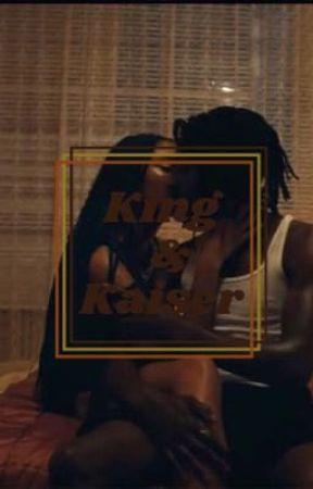 King & Kaiser by yngtxc
