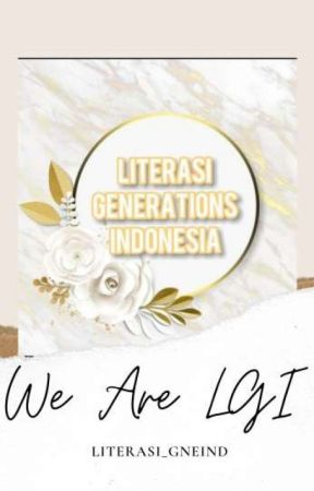 We Are LGI by Literasi_GneInd