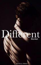 Different by mxzter