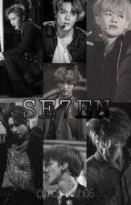 S E 7 E N || NCT Dream by mamooth05