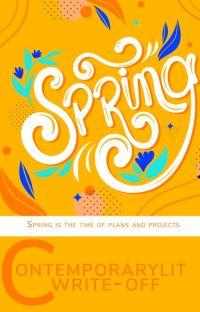 ContemporaryLit Write-Off Spring cover