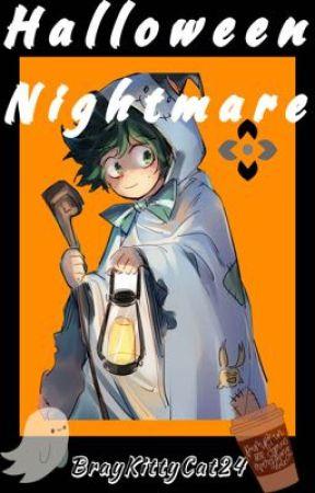 Halloween Nightmare - Bkdk by BrayKittyCat24