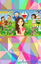 OMG!!!How???!!!! (Doraemon X Ninja Hattori X Reader) by shiz2790