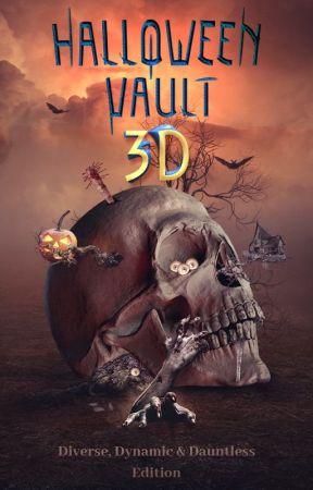 Halloween Vault 3D by TheWarriorGoddess