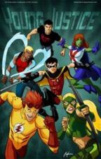 Young Justice x Reader by CharleneSilva760