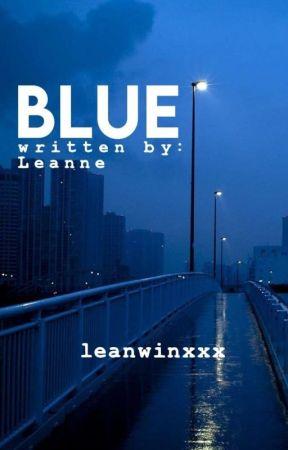 Blue by leanwinxxx