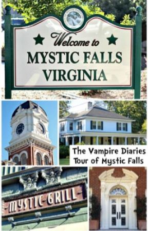 Break Free and go to Mystic falls  by UwUBTSLovingMalfoy