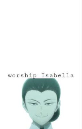Isabella Supremacy Book  by _bellweather_