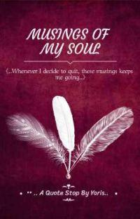 ..Musings Of My Soul.. cover
