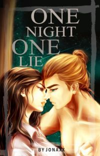 One Night, One Lie (GLS#2) cover