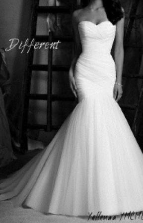 Different by AlexisDeLuna