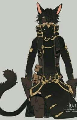 The Deadly Blind Neko ( Malé blind Neko x fire emblem three houses girls harem)