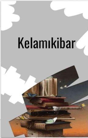 Kelamkibar by WattpadPoetryTR