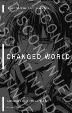 -Changed World- onepiece by craftyjade09
