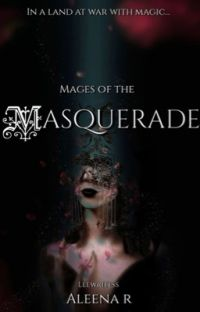 Mages of the Masquerade cover