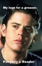 """""""My love for a greaser"""" Ponyboy Curtis x Reader story by RR0gu3"""