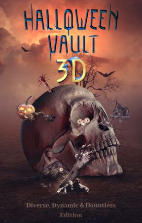 Halloween Vault 3D by WattpadFanFiksyenMY