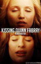 Kissing Quinn Fabray by psycoduck_3401