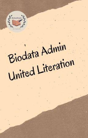 Bio Admin UL by Unitedliteration_