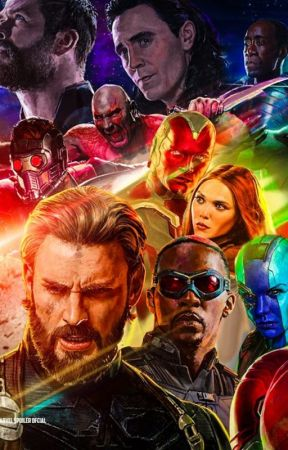 Avengers one shots by nightowl_2021