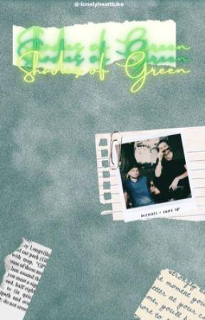 shades of green - {muke} by -lonelyheartluke