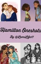 Hamilton Oneshot book by LamsLife17