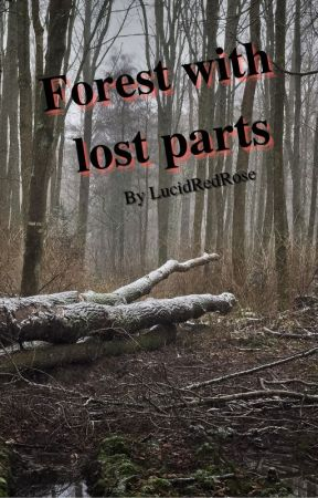 Forest with lost parts by LucidRedRose