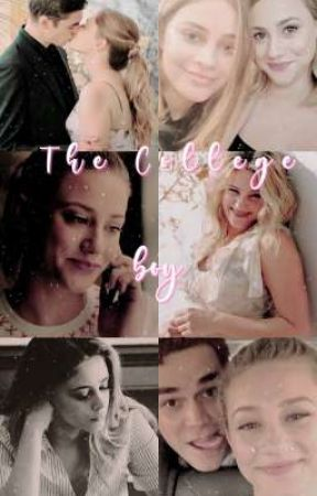The College Boy | Hessa & Barchie AU by piscesglow